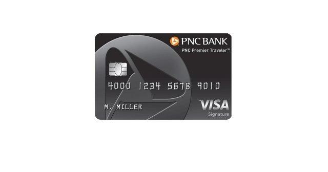 pnc premier traveler visa signature