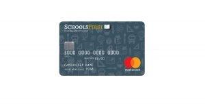 schools first employee mastercard