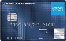 schwab investors card from american express