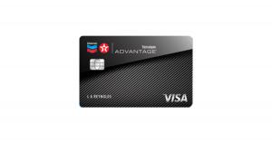 techron advantage visa