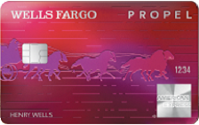 wells fargo propel american express