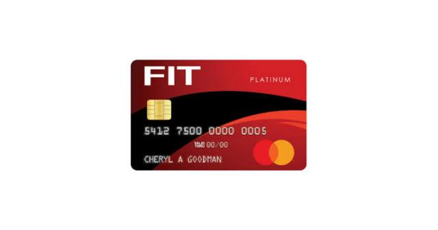 fist mastercard credit card