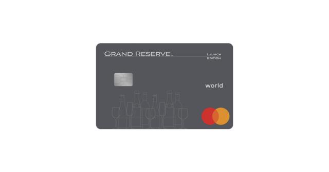 Grand Reserve™ World Mastercard®