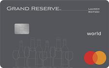 grand reserve wine credit card