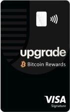 Upgrade Visa® Card with Bitcoin Rewards