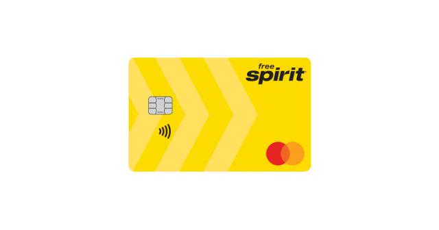 free spirit points Mastercard mercury creditshop