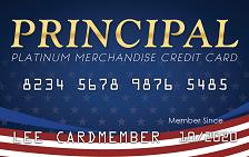 Principal Platinum Merchandise Card