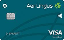 aer lingus visa credit card