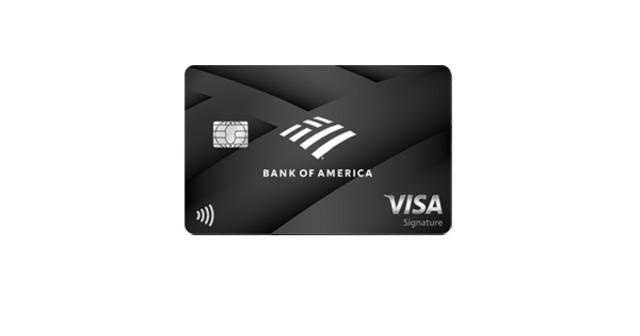 boa premium rewards card