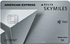 Platinum Delta SkyMiles