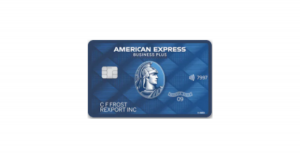 blue business cash plus card from american express