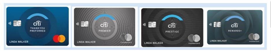 new citi credit card artowrk