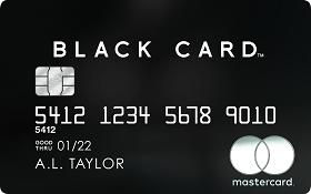 mc black card