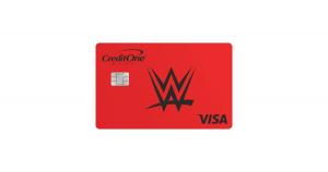 wwe champion credit card visa