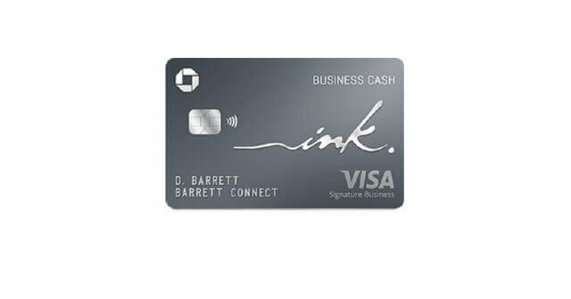 ink business cash card
