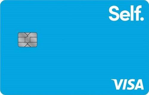 self visa card