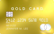 luxury card gold card