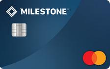 milestone mastercard blue