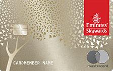 Emirates Skywards Premium World Elite Mastercard®