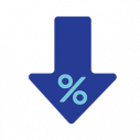 Low APR Credit Cards Icon