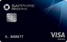sapphire reserve